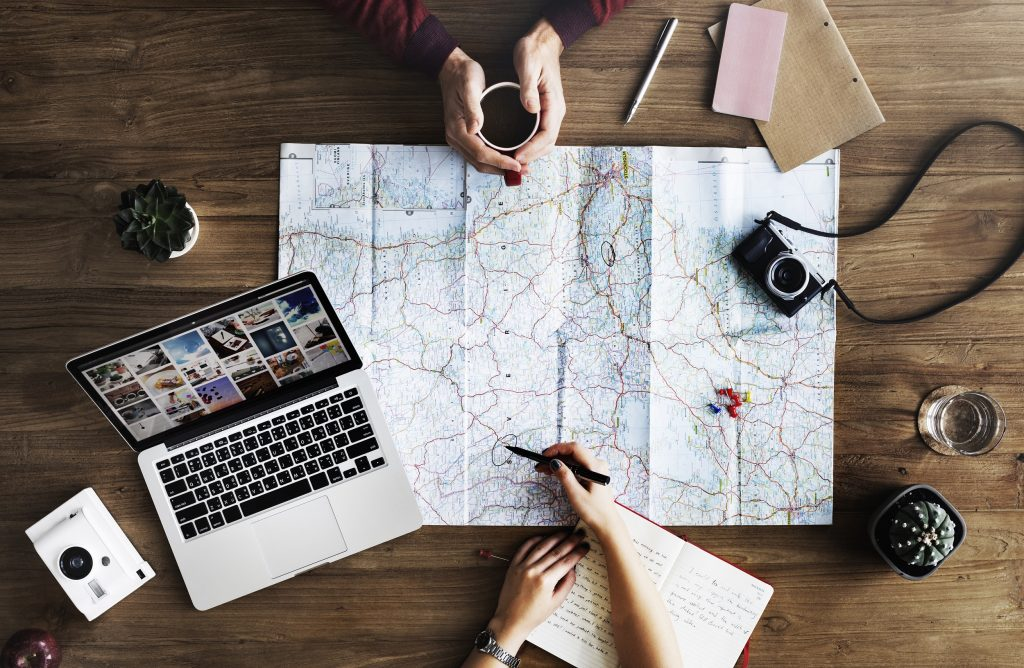 Préparer un voyage : le cadre n'est pas le seul qui compte !