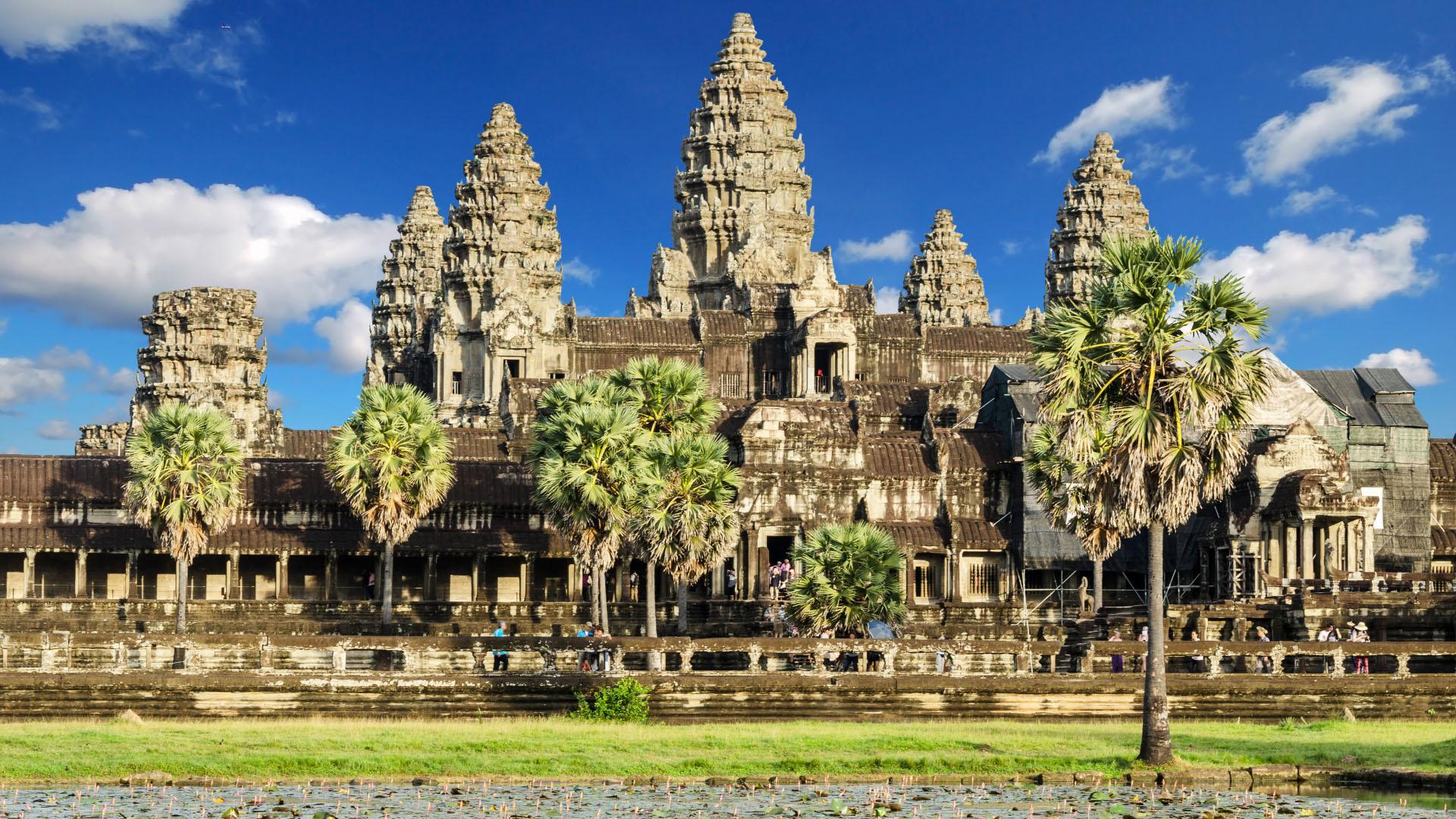 Angkor Vat, un détour obligatoire